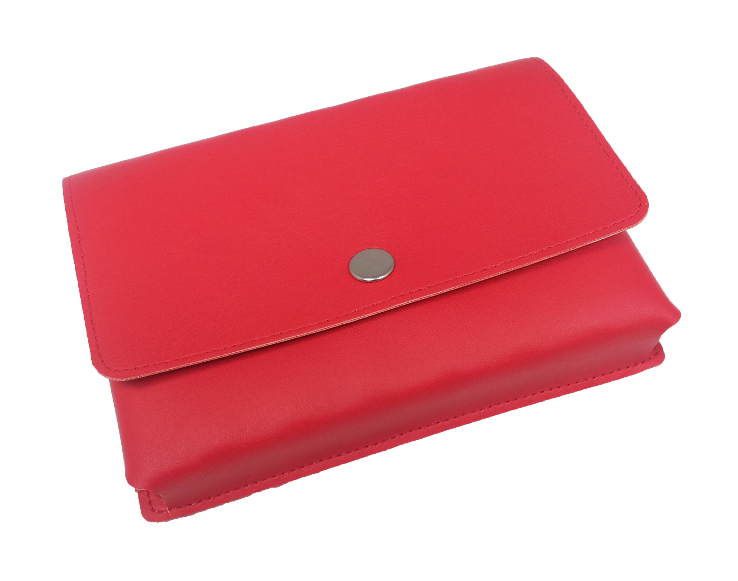 Medidos No. 1 - in a Red Leatherette Case